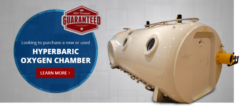 Looking to purchase a new or used HYPERBARIC OXYGEN CHAMBER? 100% Premium Guaranteed. LEARN MORE