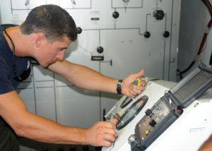 hyperbaric operational training