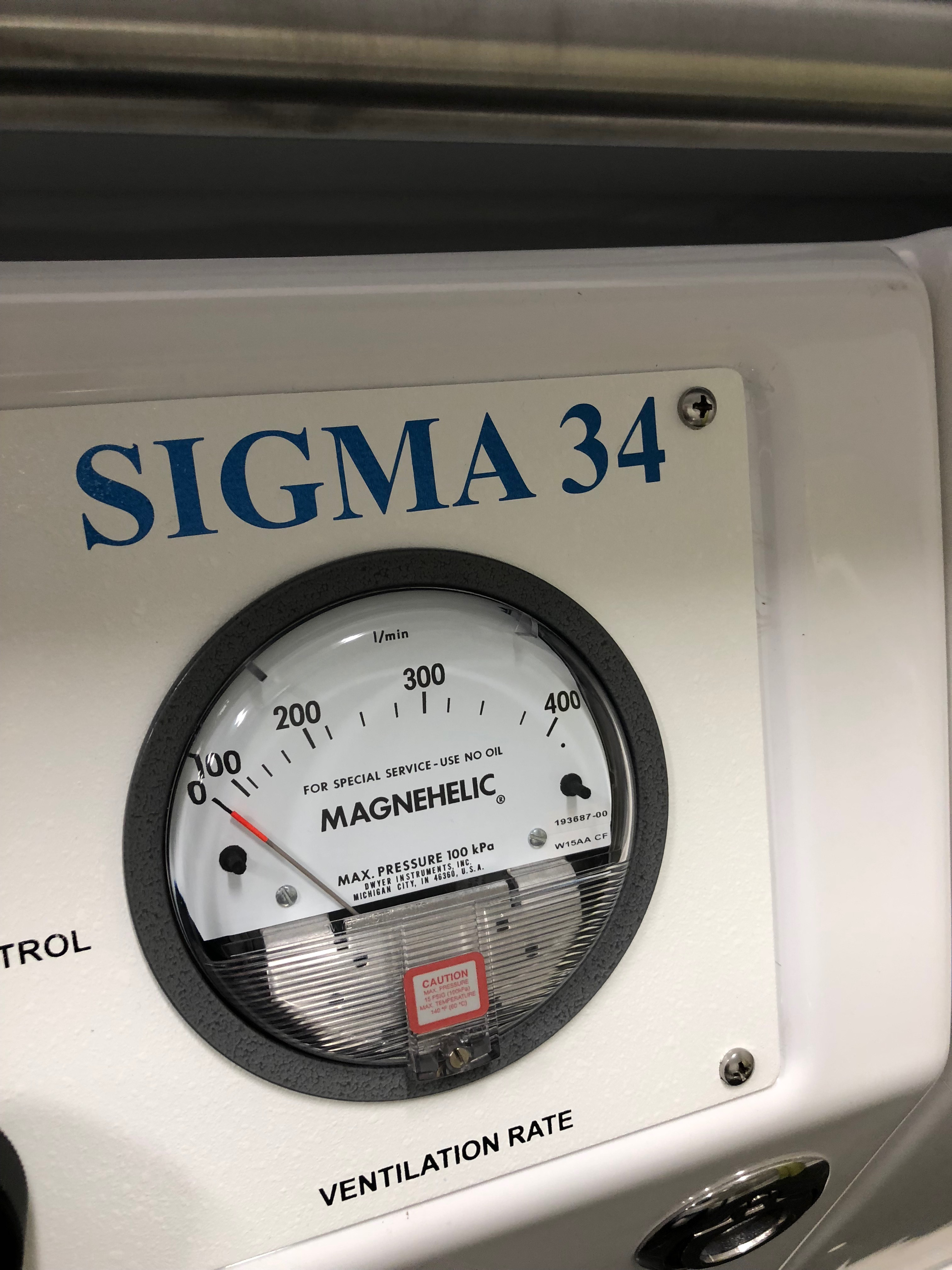 2016 Perry Sigma 34 Hyperbaric Chamber For Sale (14 Dives ...